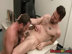 Tattooed Straight Hunk Gets Ass Fucked 3 MarriedBF