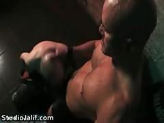 Peto Coast, Marcel Hoffmann Amazing Gay Threesome 1 By StudioJalif