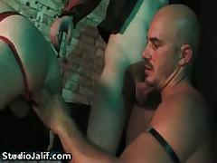 Peto Coast, Marcel Hoffmann Amazing Gay Threesome 6 By StudioJalif