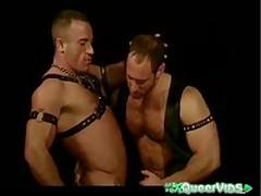 Gay Bondage Fucking Fingering And Eating Cum