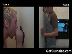 Hetero Guys Getting Homosexual Surprise Hardon Head 8 By GotSurprise