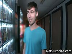 Hetero Hot Man Getting Gay Hardon Fellatio Surprise 11 By GotSurprise