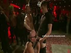 Club Rooms Used By Pervert Gays