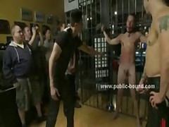 Gay Bikers Torture Young Wannabee Boy`