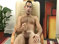 Ben Vit Blows His Load