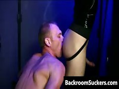 Gloryhole Semen Drinker 2 By BackRoomSuckers
