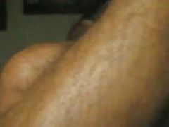 Hairy Legs And Precum