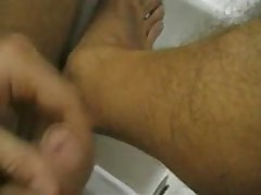 Cum On Hairy Legs