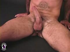 Hairy Muscle Pornstar Dak Ramsey