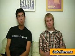 Gay Clip Of Erick & Austin Gay Fucking And Sucking Cock 3 By GushedBoys