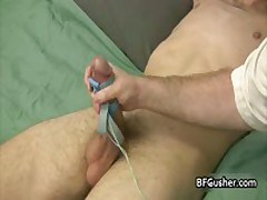 Free Gay Clips Diesal Getting His Gay Jizzster Wanked 8 By BFgusher