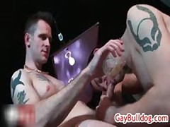 Dominic Travis And Micheal Davenport Homosexual Rimjob 8 By Gaybulldog