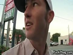 Thug Playa Riding Some Caucasian Penis 17 By Fuckthug