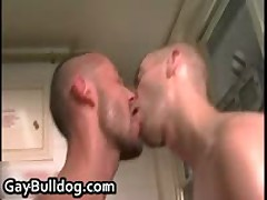 Very Insane Queer Poopshute Making Out And Dick Sucking Off Iron 30 By GayBulldog