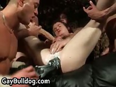 Extreme Queer Assfucking And Schlong Sucking Off Action 16 By GayBulldog