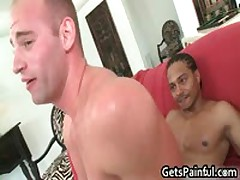 Ripped Buddy Riding Some Overweight African Hardon As A Expert 10 By GetsPainful