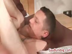 Kristian Kerner And Nicolay Butt Fingered 11 By Gaybulldog