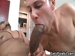 Gene Meet Castro'S Big Black Dick 2 By GetsPainful