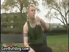 Very Extreme Homo Anal Fucked And Schlong Sucking Off Porno 55 By GayBulldog