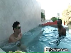 Good Looking Spanish Buddy Gets Pooper Wrecked 19 By GuyDestroyed