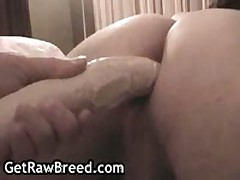 Tyler Reed And Alex Wilde Homosexual Making Out With Sex Toy 9 By GetRawBreed