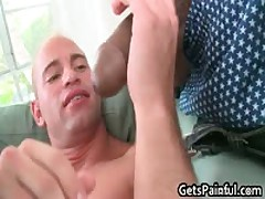 Muscled Dude Riding Some Fat Black Dick Like A Pro 6 By GetsPainful