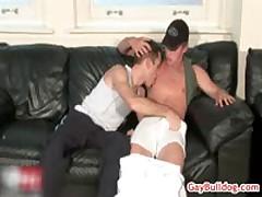 Amazing Gay Foursome Fuck And Suck Porno 1 By GayBulldog