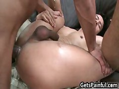 Dude Riding Some Fat Black Dick Like A Pro 6 By GetsPainful