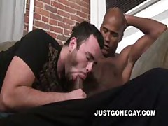 Interracial With Long Black Dick