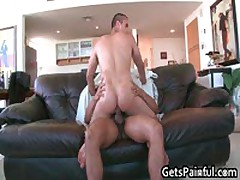 David Gets To Suck Some Huge Black Jizzster 6 By GetsPainful