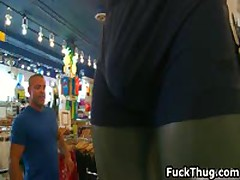 White Guy Gets Amazing Blowjob From Black Thug 37 By FuckThug