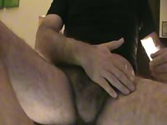 Cum On Sock