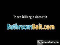 Great Aroused Homo Groupsex In Public Place Toilet 7 By BathroomBait