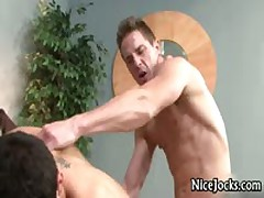 Aroused Jocks Screw And Blow Job Gay Boner 5 By NiceJocks