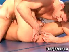 Amazingly Steamy Jocks Making Out Tiny Rectum And Sucking Off Firm Boner 21 By NiceJocks