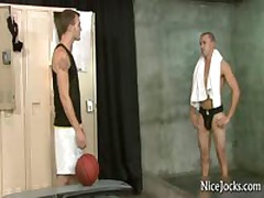 Amazing Athletic Gets His Bear Butt Hammered 1 By NiceJocks
