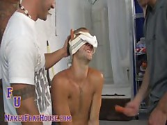Hot Frat Bro Gets His Hole Initiated