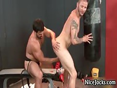 These Hot Jocks Love To Suck Ass And Lick Cock 12 By NiceJocks