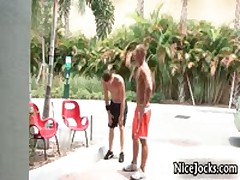 Sexy And Horny Jocks Sucking Cock 11 By NiceJocks