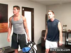Sexy And Horny Jocks Sucking Cock 5 By NiceJocks