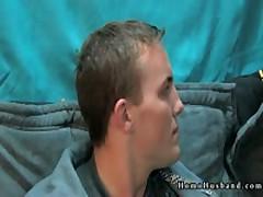 Alexan Drews Tristan Jaxx Fucked And Sucked Three By HomoHusband
