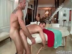 Hunky Buddy Getting Pooper Rimmed 7 By GotRub