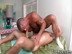 Sexy Bro Get His Exciting Torso Rubbed And Penis Sucked Off 7 By GotRub