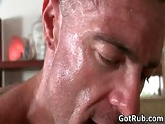 Amazing Aroused Buddy Getting Fine Torso Massages 7 By GotRub