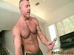 Dude Getting Stinker Stuffed With Sex Toy And Penetrator 11 By GotRub