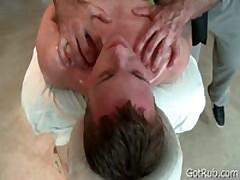 Deep Ass Fuck Penetrating Rubbing Four By GotRub