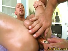 Hispanic Manly Gets Rimming And Pounded 17 By GotRub