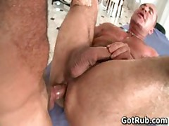Fine Buddy Getting Horny Queer Rubbing 6 By GotRub