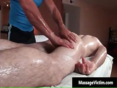 Corey Getting His Amazingly Pretty Homo Poopshute Banged Stiff 3 By MassageVictim