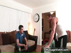 Jason Crew Getting His Steamy Torso Rubbed 3 By MassageVictim